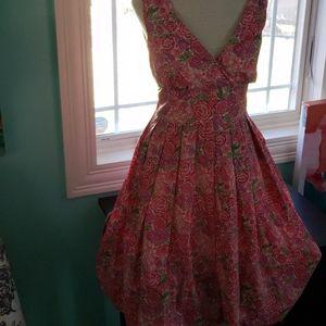 Brooks Brothers sz. 4 classic dress like new